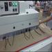 三族科技半開式烘套管機,生產半開式熱縮機熱縮套管烘烤機加熱機制作精良