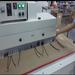 三族科技半開式烘套管機,生產三族科技半開式熱縮機熱縮套管烘烤機加熱機款式新穎