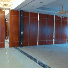 咸寧新款酒店隔斷廠家,會議室隔斷墻圖片