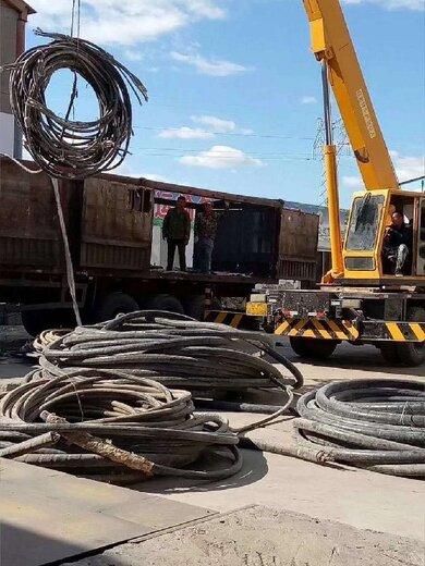 太湖电缆回收3X185电缆回收,变压器拆除