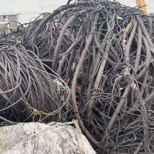 二手铝导线回收服务至上,铝线拆除
