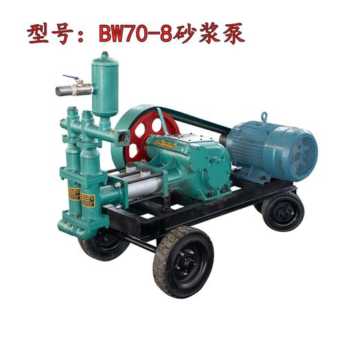 陜西GPB-10變頻柱塞泵整機重量,柱塞式注漿泵