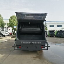 CLW压缩垃圾车,随州牢固压缩垃圾车服务周到图片