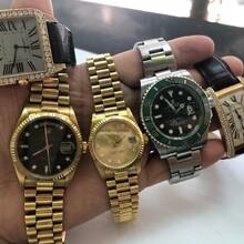 大岭山手表回收价格走势,东莞名表回收图片