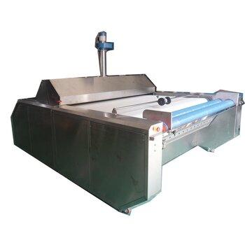 艺大ED-2800全不绣钢缩水机布料蒸汽预缩定型机