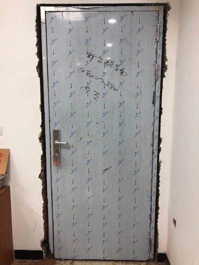 济南档案室甲级防盗安全门性能可靠
