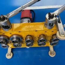 保定彩鋼瓦鎖邊機用途,鋁鎂錳板鎖邊機圖片
