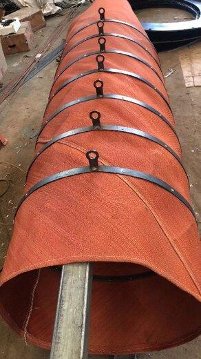 朝陽帆布伸縮布袋,時尚散裝機帆布袋質量可靠