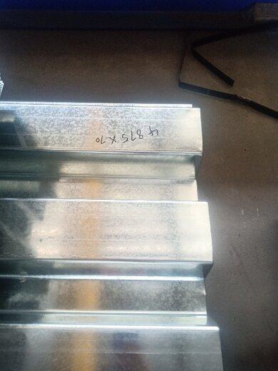 河北YX130-300-600楼面镀锌压型钢板,屋面板