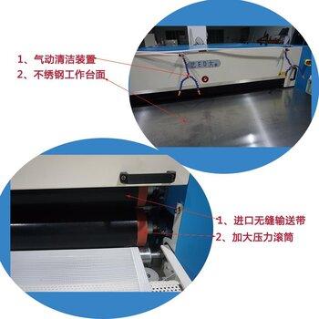 生产厂家艺大ED-1600B衬衣粘合机服装设备烫朴机新款