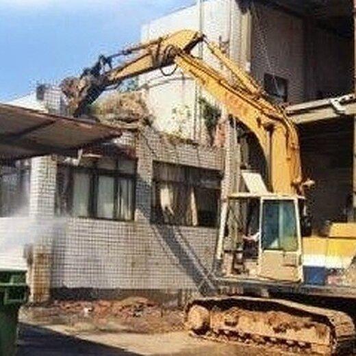 淮安化工厂拆除回收厂家