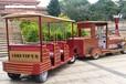 四川瀘州電動觀光小火車出租,觀光小火車租賃