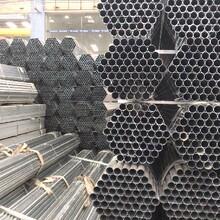 進口熱浸鍍鋅方管焊管服務周到,熱浸鋅管圖片