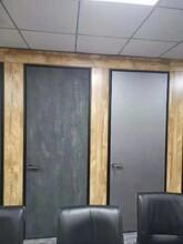 神農架承接鋁木門總代直銷,鋁包邊門圖片