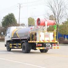 程力灑水車,黃石優質城市道路灑水車設計合理圖片