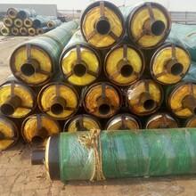 鋼套鋼蒸汽保溫管廠家圖片