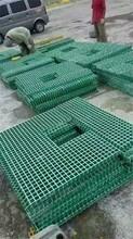 桐城熱門玻璃鋼格柵,玻璃鋼格板圖片