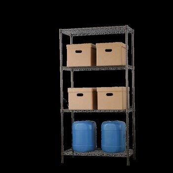 倉儲貨架工業層架定制貨架工業層架SMT物料架碳鋼鍍鉻美之高