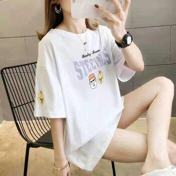 几元T恤女士T恤新款T恤夏季女士T恤便宜T恤批发