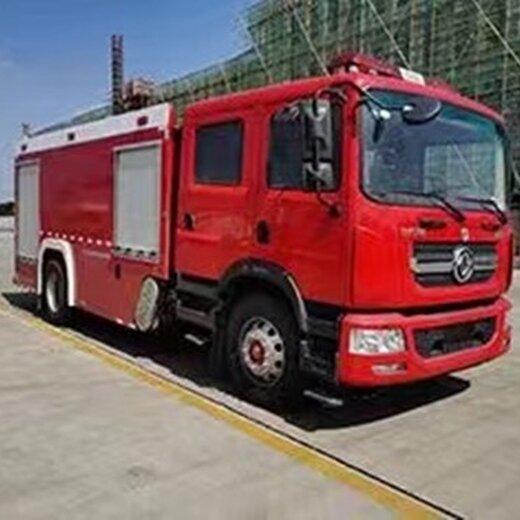 廣東珠海慶鈴消防車性能可靠