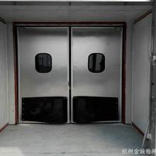 拱墅自由防撞門定制電話圖片