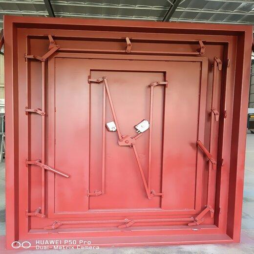 貴州供應鋼制通風門規格