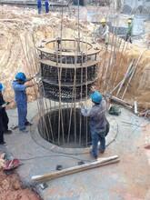 大渡口中德新亞鋼管混凝土,無收縮鋼管自流混凝土圖片