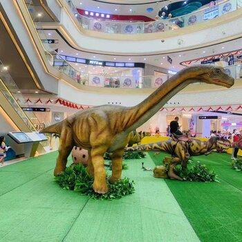重返侏羅紀仿真動態恐龍出租恐龍展租賃