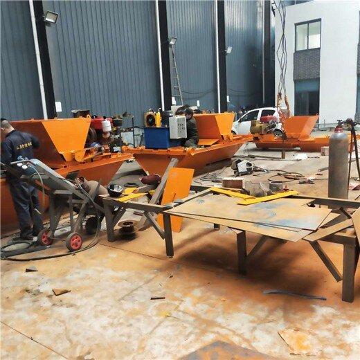 南京速度快水渠成型機廠家,水渠滑膜成型機