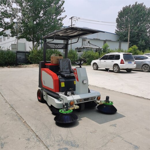 温州全新电动扫地车,新能源清扫车