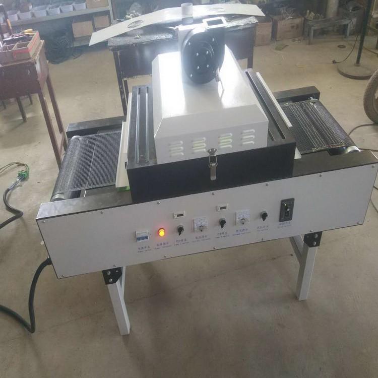 河北保定清苑区小型融威紫外线UV光固机操作简单,桌面光固机