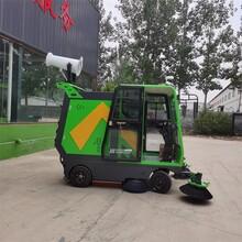 仙桃销售电动扫地车量大从优,小型扫地吸尘车图片