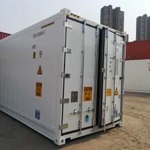 缽滿二手冷藏集裝箱,浙江冷藏集裝箱功率圖片