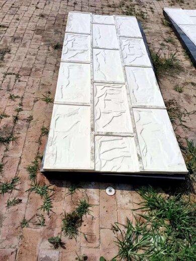 永正模具護坡鋼模具,空心護坡模具價格