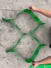 潤杰蜂巢格室網綠化,九江綠化蜂巢土工格室生產商圖片