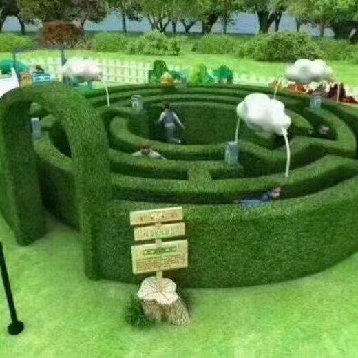 金华从事绿植迷宫多少钱
