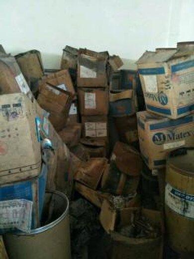 魏縣高價上門回收庫存過期油漆現金交易,剩余油漆