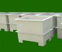 銘泰環保耐酸堿池子,河南許昌塑料魚池PVC塑料槽子生產廠家