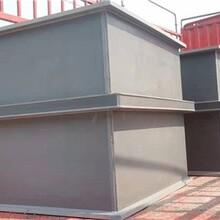 銘泰環保耐酸堿池子,河南漯河異性槽PVC塑料槽子生產廠家圖片