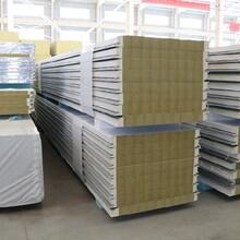 上海楊浦供應廠房幕墻板規格齊全,工業廠房幕墻夾芯板圖片