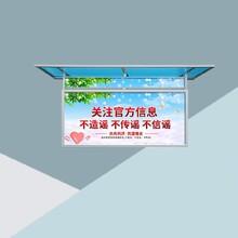 湖北開啟式宣傳展板宣傳欄制作注意事項宣傳欄是什么圖片