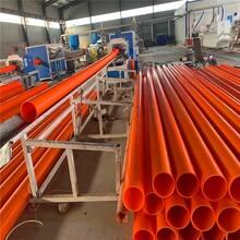 廣東茂名DN160MPP高壓電力管,電線套管圖片
