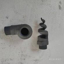 萬源碳化硅螺旋噴嘴,四川DN25脫硫噴嘴廠家供應