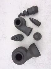 山東耐磨脫硫噴嘴工業噴嘴,碳化硅螺旋噴嘴