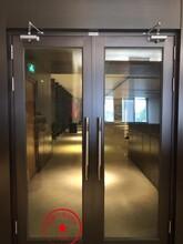 陽江不銹鋼門多少錢一平,不銹鋼復合門圖片