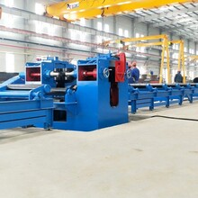 河北唐山爐臺生產皇泰矯正機款式齊全,鋼結構矯正機圖片