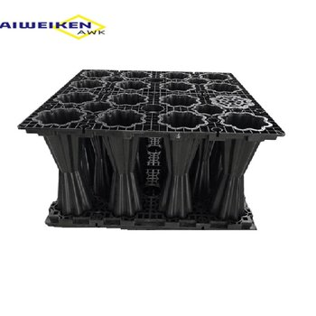 雨水收集利用系統PP模塊蓄水池天津艾維肯一體化雨水收集模塊