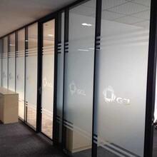 陽江辦公玻璃隔斷分類圖片