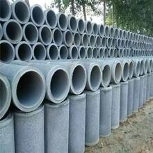 水泥無砂管-內徑300mm無砂管-農田打井無砂管-廠家報價圖片
