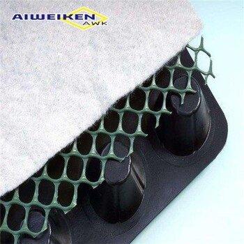 HDPE蓄排水板虹吸系統蓄排水板車庫頂板蓄排水板